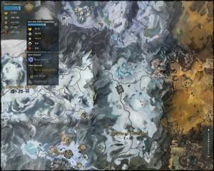 Map Bonus Reward System (as seen on map)
