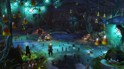 Halloween returns to Tyria