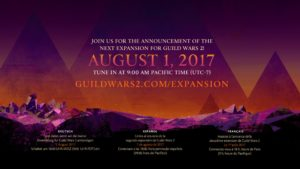 Guild Wars 2 Expansion Announcement